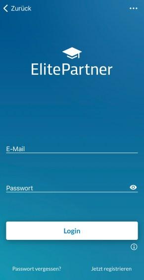 ElitePartner Login App