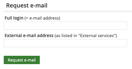 LernSax passwort vergessen