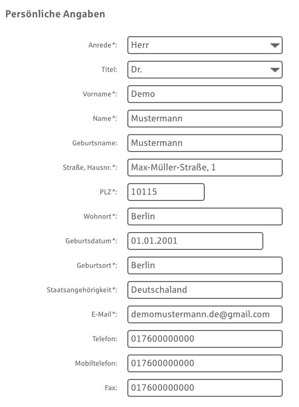 LzO Kunde werden Registrierung
