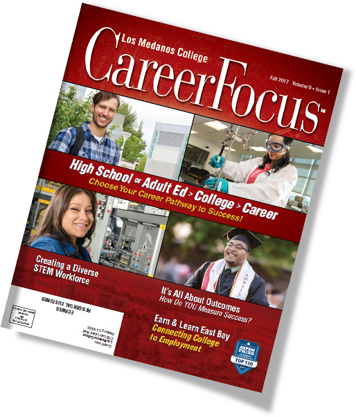 Some of my photos appear in the latest CareerFocus magazine