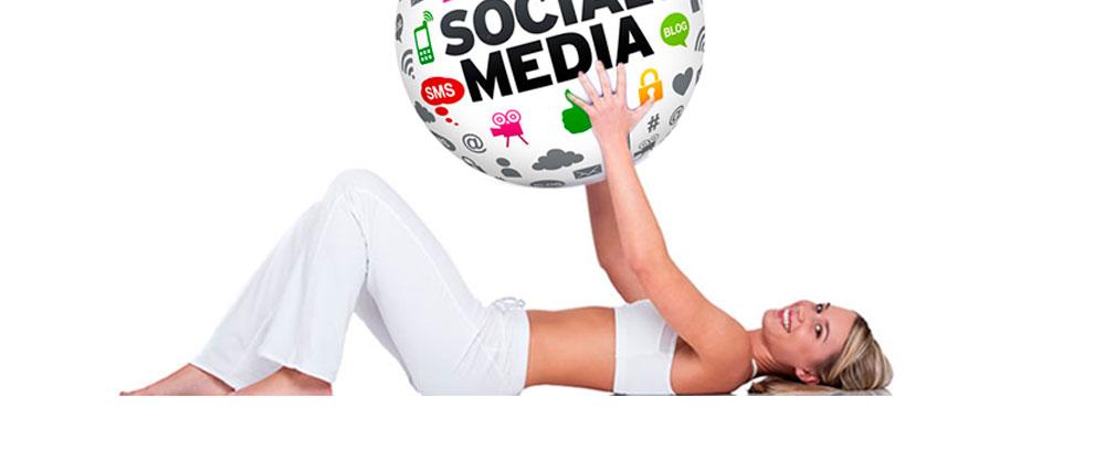 30 minutos al día con las redes sociales, un ejercicio saludable