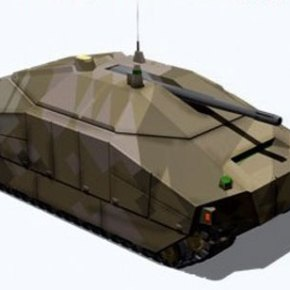 DARPA_GCV - vehículo blindado