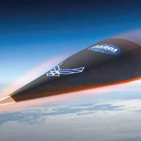 HTV-2- Avión Espacial