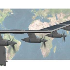 Darpa Vulture - Drone de  gran autonomía