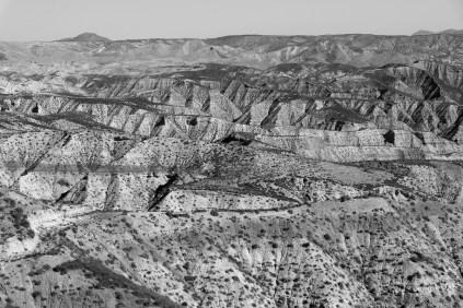 Toyos Coloraos, Desierto de Gorafe