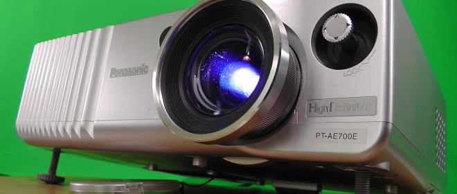 video projecteur