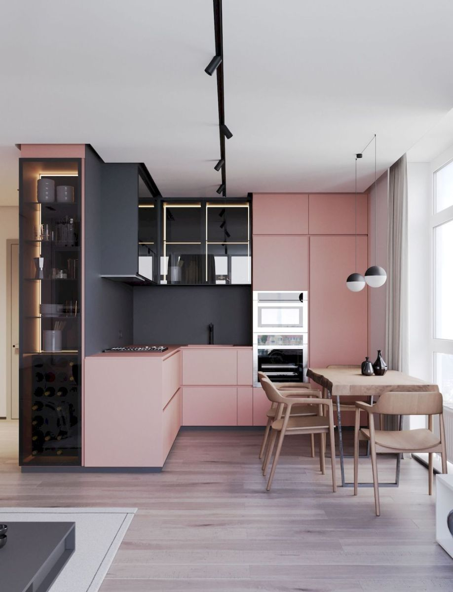 Top Kitchen Inspiration From Kitchen Trend 2018 (22)
