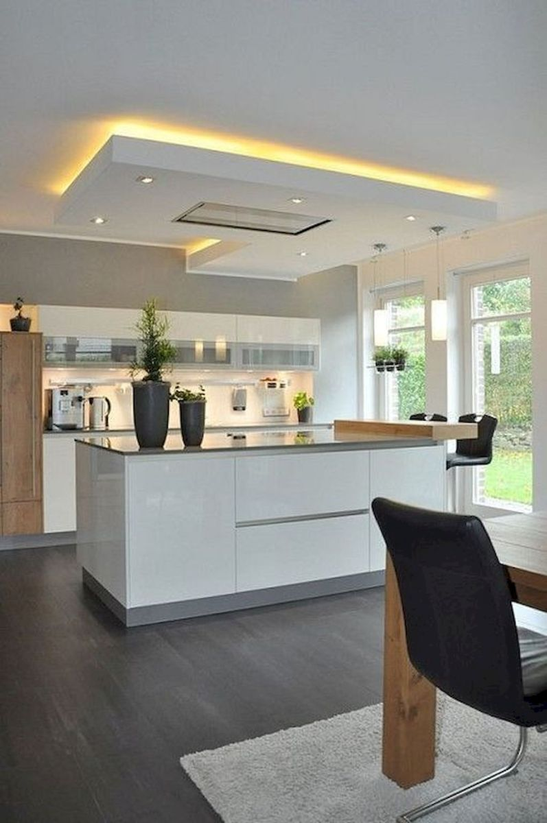 Top Kitchen Inspiration From Kitchen Trend 2018 (33)