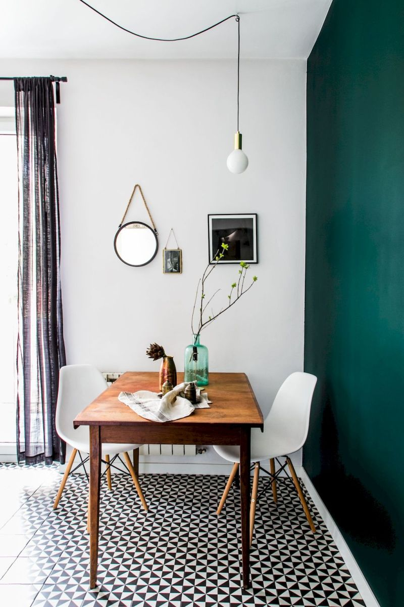 50+ Wall Décor Ideas for 2018 Dining Room Trend (2)