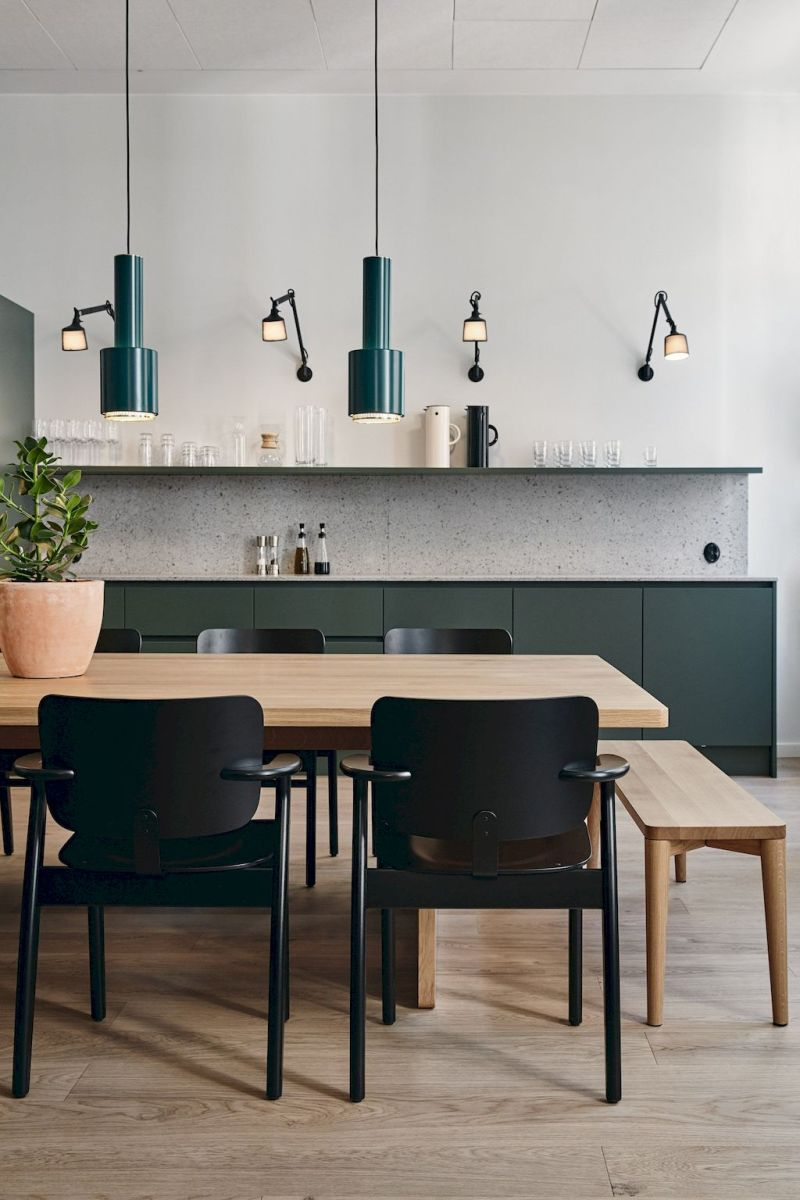 50+ Wall Décor Ideas for 2018 Dining Room Trend (36)