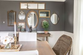 50+ Wall Décor Ideas for 2018 Dining Room Trend (37)
