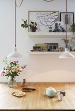 50+ Wall Décor Ideas for 2018 Dining Room Trend (48)
