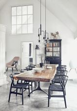 50+ Wall Décor Ideas for 2018 Dining Room Trend (49)