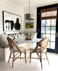 50+ Wall Décor Ideas for 2018 Dining Room Trend (53)