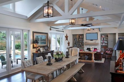 50+ Wall Décor Ideas for 2018 Dining Room Trend (70)