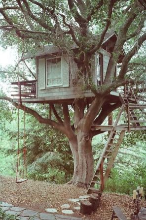 DIY Treehouse For 2018 Summer Times (10)