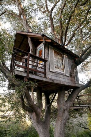 DIY Treehouse For 2018 Summer Times (45)
