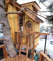 DIY Treehouse For 2018 Summer Times (6)