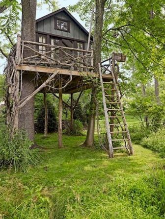 DIY Treehouse For 2018 Summer Times (9)