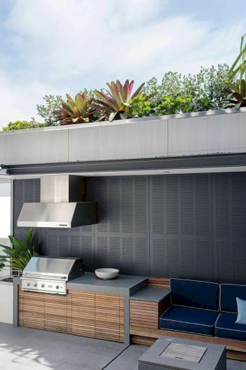 Inspiring Summer Outdoor Kitchen Ideas (1)
