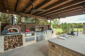 Inspiring Summer Outdoor Kitchen Ideas (43)
