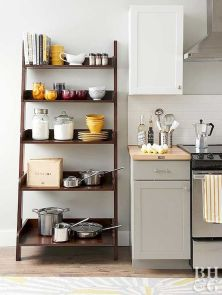 Storage Ideas for Small Kitchens That Look Compact and Efficient (12)