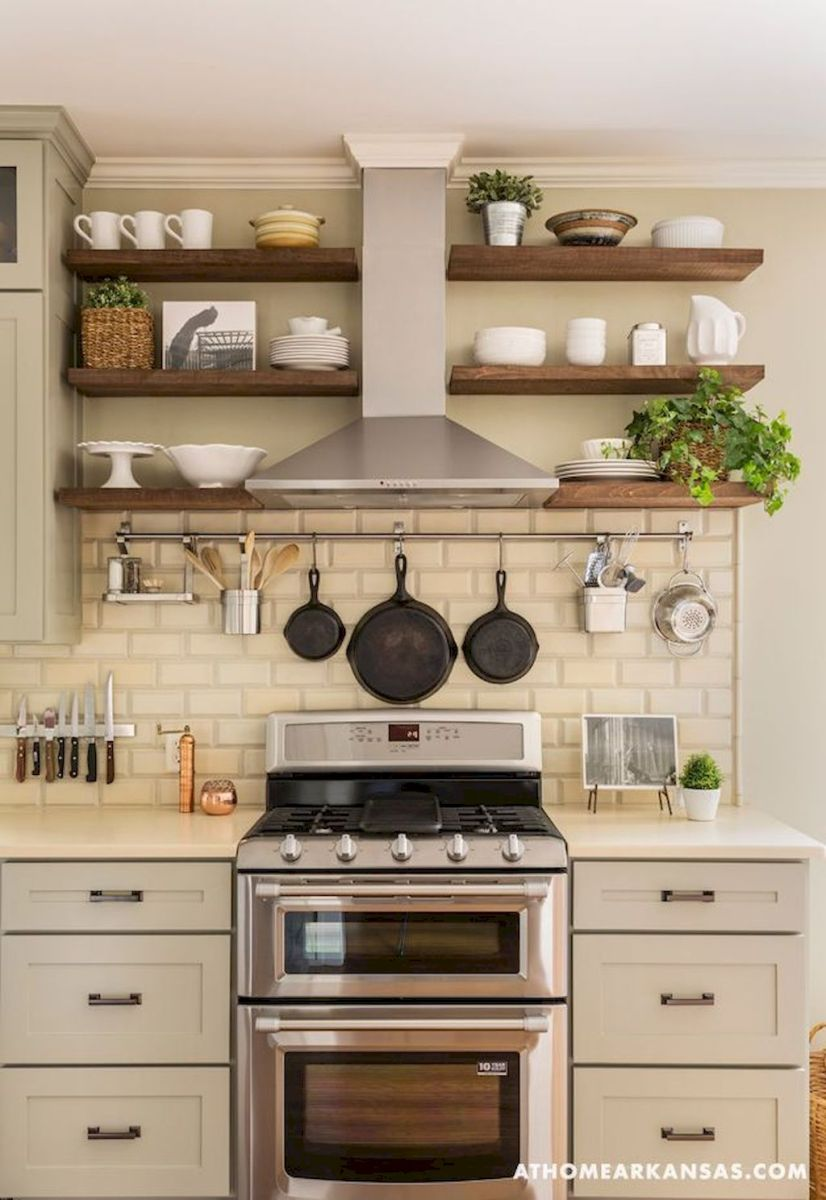 Storage Ideas for Small Kitchens That Look Compact and Efficient (25)