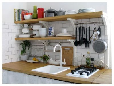 Storage Ideas for Small Kitchens That Look Compact and Efficient (43)