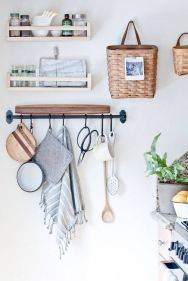Storage Ideas for Small Kitchens That Look Compact and Efficient (48)