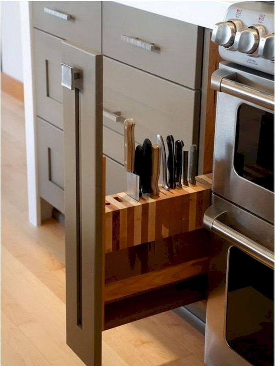 Storage Ideas for Small Kitchens That Look Compact and Efficient (49)