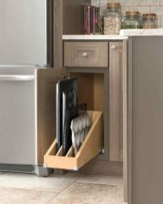 Storage Ideas for Small Kitchens That Look Compact and Efficient (51)