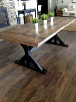 Farmhouse Dining Table Inspirations Part 17