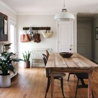Farmhouse Dining Table Inspirations Part 30