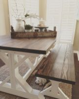 Farmhouse Dining Table Inspirations Part 37