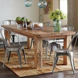 Farmhouse Dining Table Inspirations Part 42