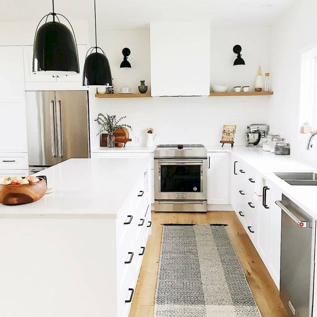 Gallery of galley kitchen ideas which are best for small kitchen to provide maximum kitchen functions.