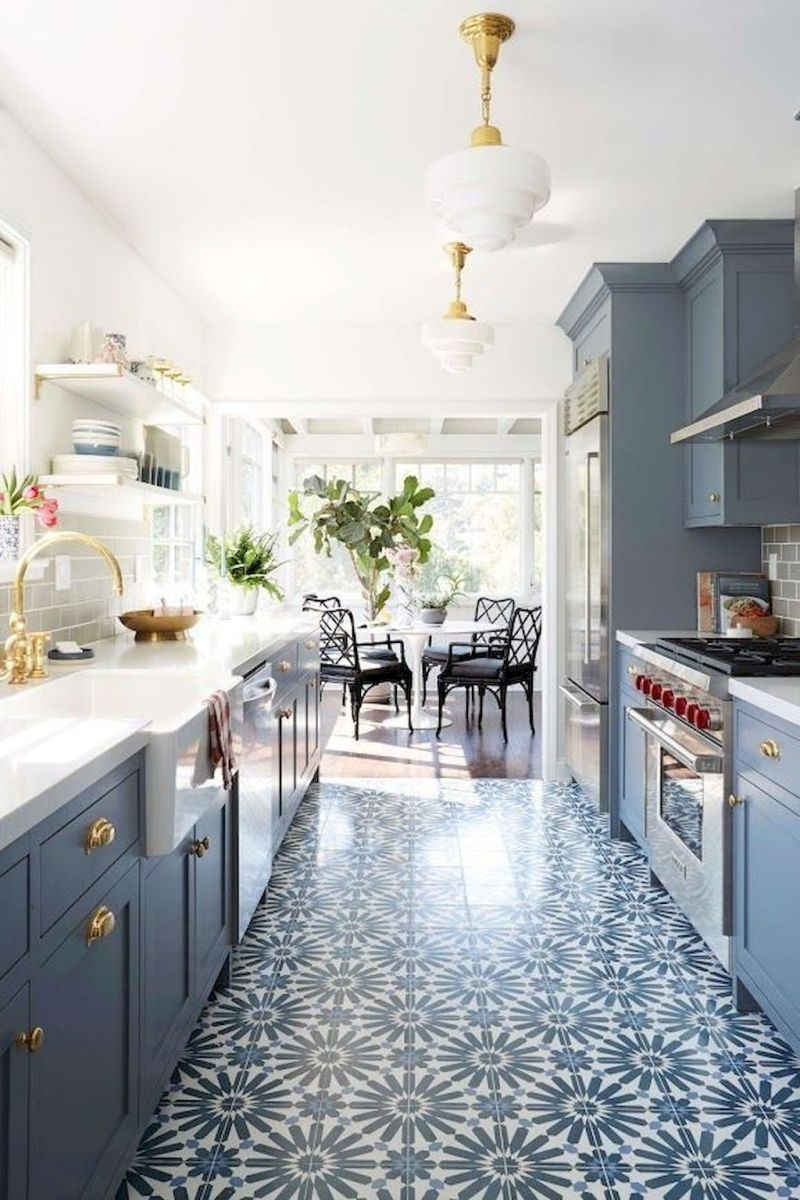 Galley Kitchens Inspirations Part 41