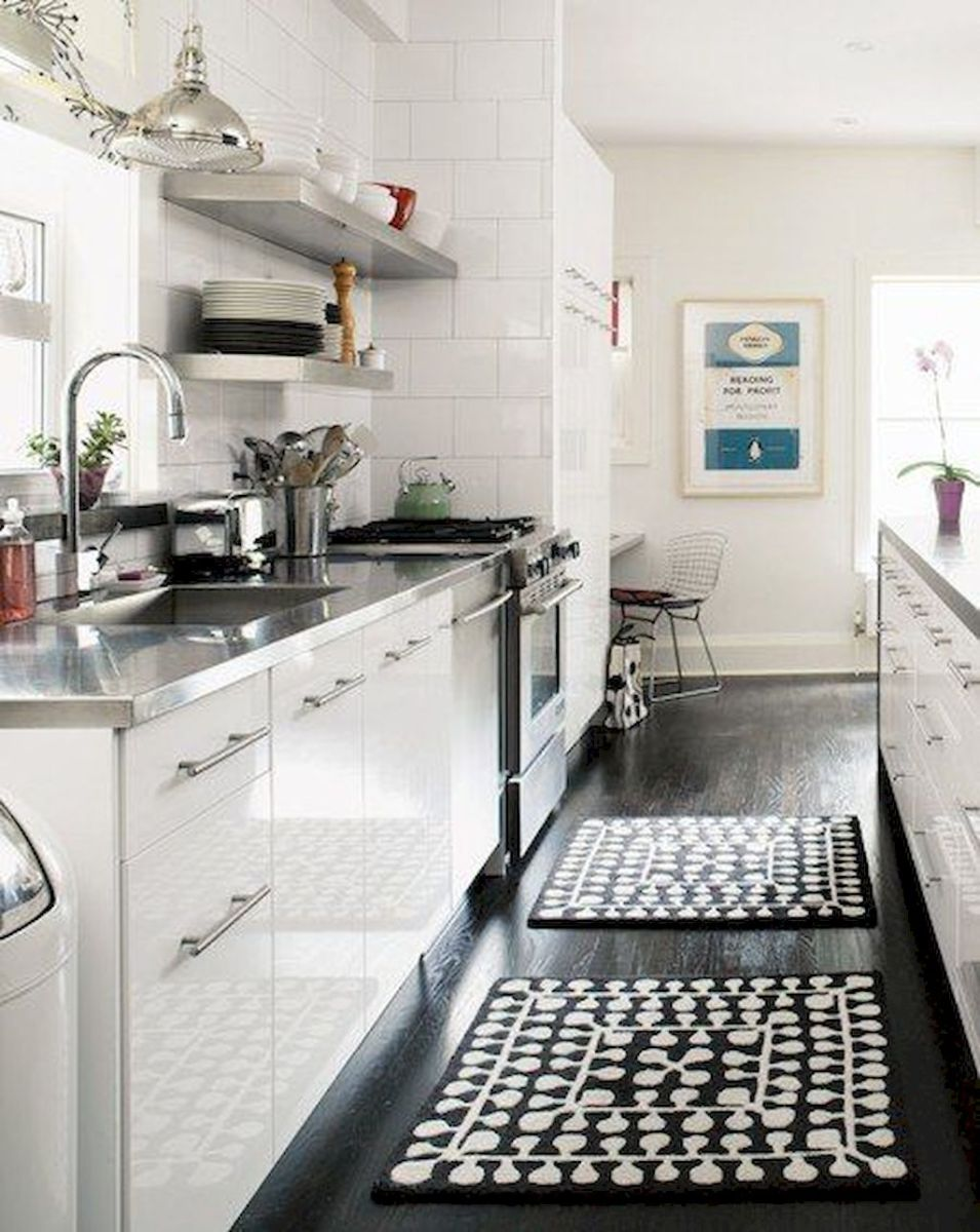 Galley Kitchens Inspirations Part 51