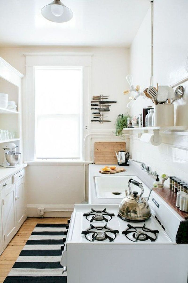 Galley Kitchens Inspirations Part 56