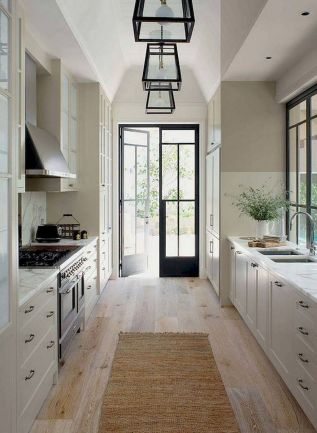 Galley Kitchens Inspirations Part 64