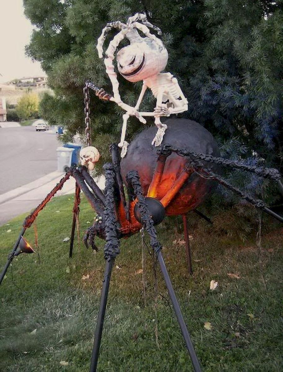 Halloween Outdoor Decorations Part 21