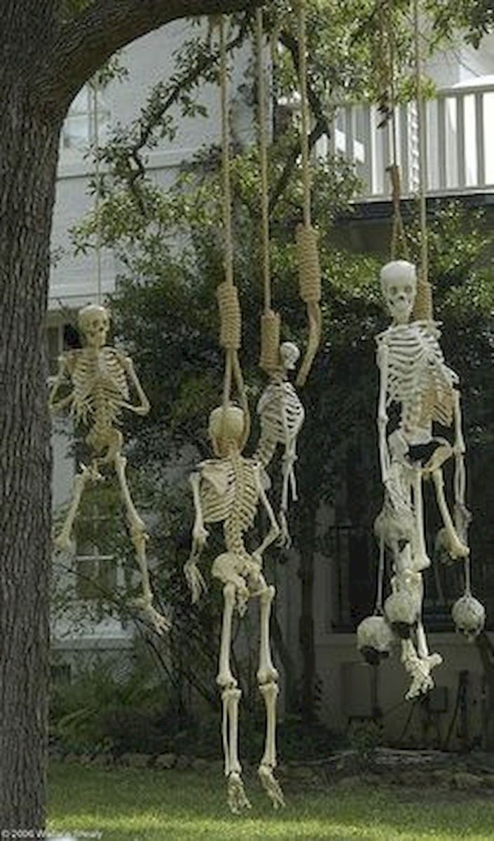 Halloween Outdoor Decorations Part 33