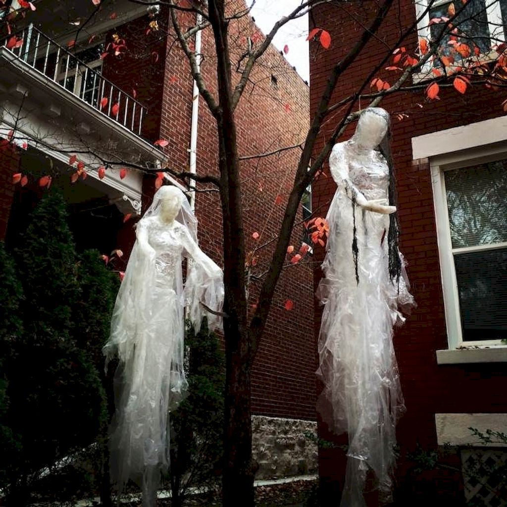 Halloween Outdoor Decorations Part 51