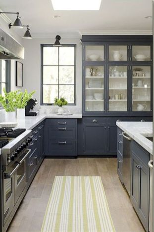 #kitchenidea #kitchendesign #graykitchendesign #kitchendecor #kitchencabinet #graykitchen