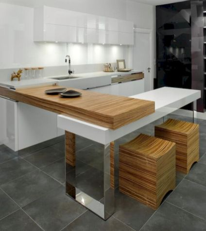 Kitchen Decor Ideas with Small Kitchen Islands Part 2