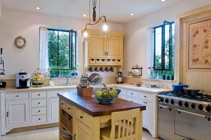 Kitchen Decor Ideas with Small Kitchen Islands Part 50