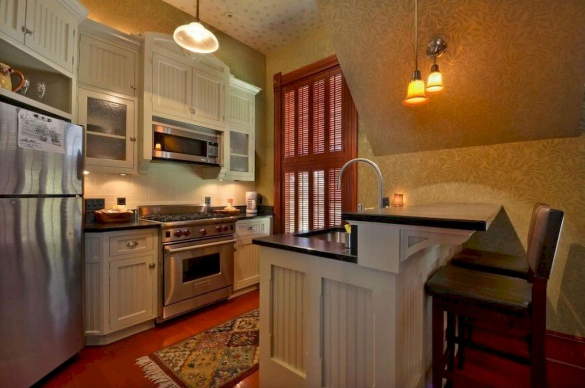 Kitchen Decor Ideas with Small Kitchen Islands Part 6