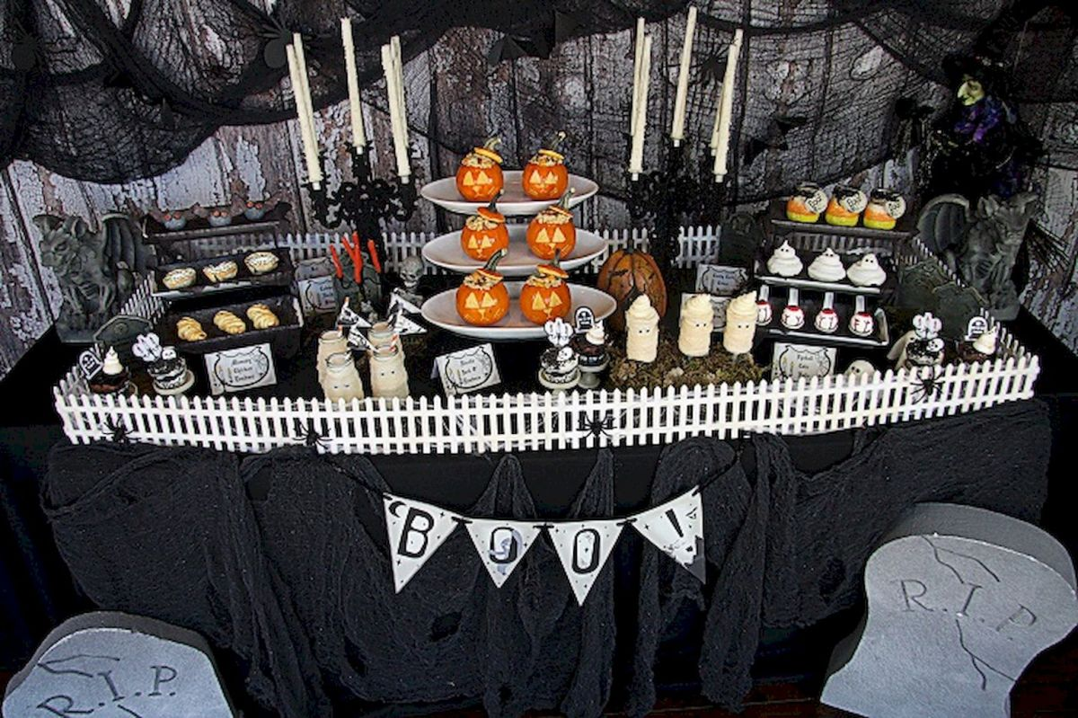 Best Halloween Party Decoration Ideas Part 1