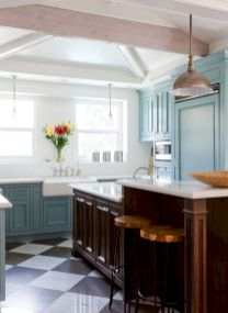 Best Modern Farmhouse Kitchen Coloring Ideas with Creative Farmhouse Kitchen Backsplashes and Colorful Kitchen Decorations Part 18