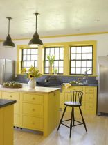 Best Modern Farmhouse Kitchen Coloring Ideas with Creative Farmhouse Kitchen Backsplashes and Colorful Kitchen Decorations Part 54